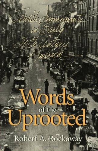 Words of the Uprooted