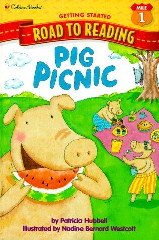Pig Picnic (Step-Into-Reading, Step 1)
