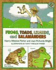 Frogs, Toads, Lizards, and Salamanders