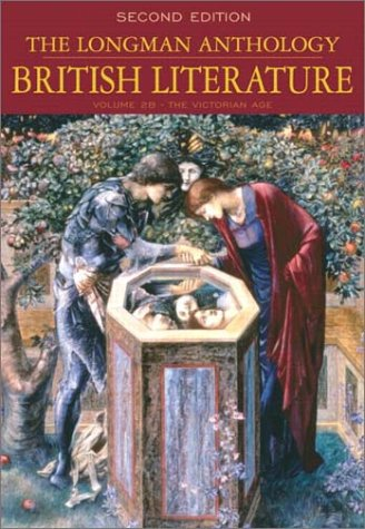 The Longman Anthology of British Literature, Volume 2b by William Sharpe