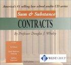 "Contracts (Sum & Substance Cd's ""Outstanding Professor""Series)"