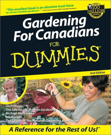 Ebook Gardening For Canadians For Dummies by Liz Primeau DOC!