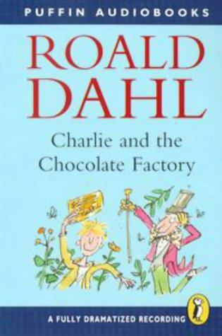 Charlie And The Chocolate Factory (Abd) (Puffin audiobooks)