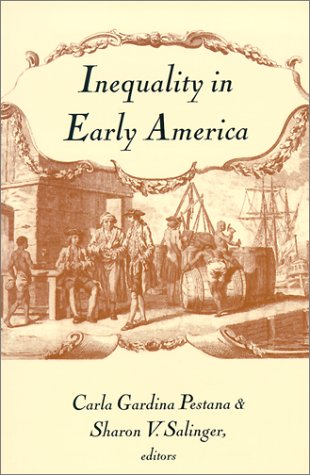 Inequality in Early America