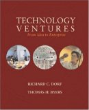 Technology Ventures: From Idea to Enterprise W/ Engineering Subscription Card