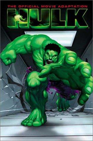 Hulk: The Official Movie Adaptation