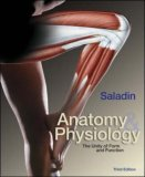 Anatomy and Physiology: The Unity of Form and Function [with Online Learning Center Passcode]