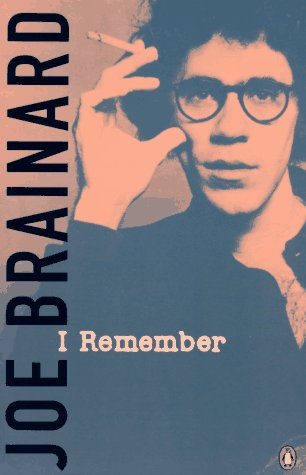 Ebook I Remember by Joe Brainard DOC!