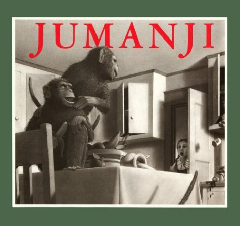 jumanji childrens book