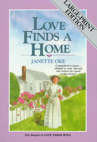 Love Finds A Home(Love Comes Softly 8)