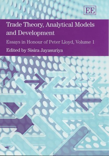 Trade Theory, Analytical Models And Development: Essays In Honour Of Peter Lloyd