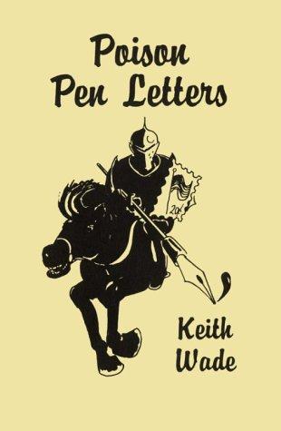 Poison Pen Letters: Using The Mails For Revenge