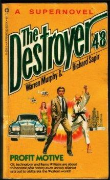 Profit Motive (The Destroyer, #48)