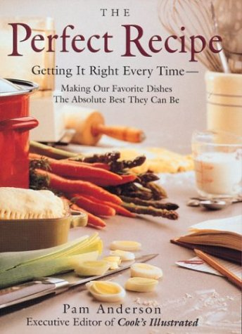 The Perfect Recipe by Pam Anderson