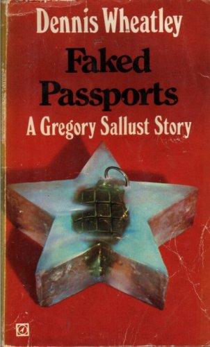 Faked Passports (Gregory Sallust, #3)