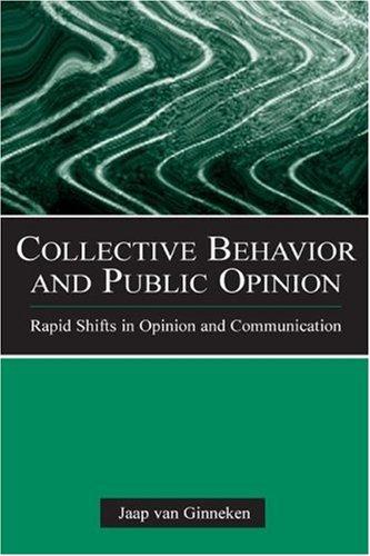 Collective Behavior Public Opinion