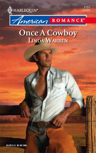 Once a Cowboy by Linda Warren