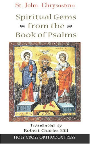 Spiritual Gems from the Book of Psalms