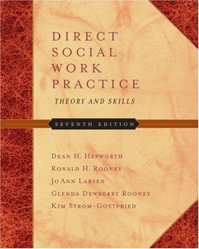 social work practice and theory