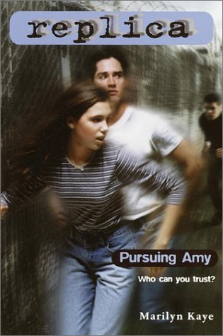 Pursuing Amy (Replica, #2)