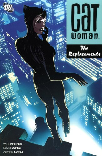 Catwoman by Will Pfeifer