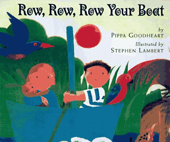 Row, Row, Row Your Boat by Pippa Goodhart