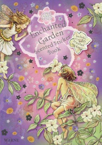 Flower Fairies Friends Enchanted Garden Sticker Bk