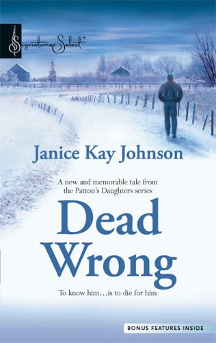 Dead Wrong (Patton's Daughters #5)
