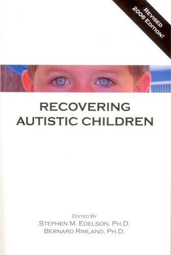 Recovering Autisic Children
