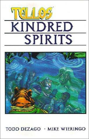 Tellos, Volume 2: Kindred Spirits