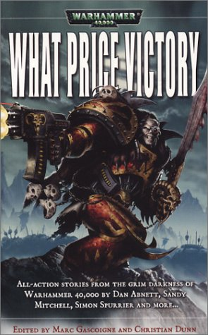 What Price Victory by Marc Gascoigne