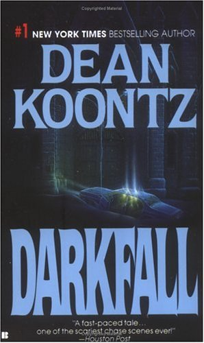 Image result for dean koontz darkfall
