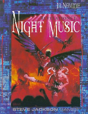 Revelations Cycle I: Night Music 978-1556342899 EPUB PDF