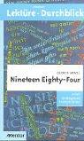 Nineteen Eighty Four. Diverse Umschlagfarben, Unsortiert