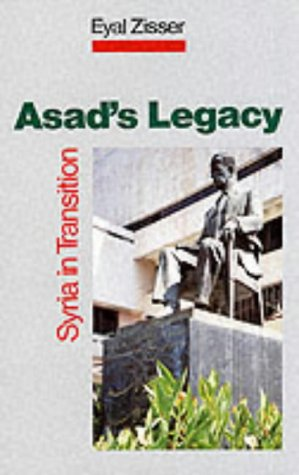 Asad's Legacy: Syria In Transition