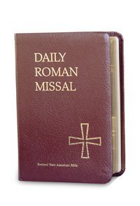 Daily Roman Missal, Standard Print, Bonded Leather