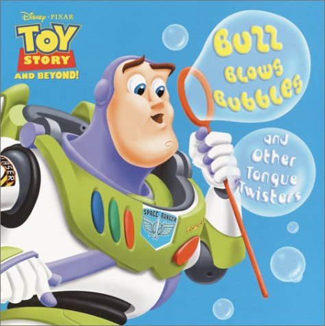 Buzz Blows Bubbles and Other Tongue Twisters