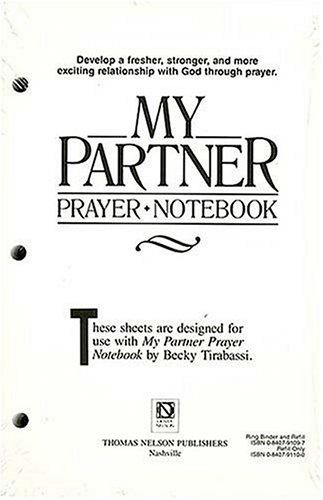 Libros electrónicos gratuitos para iPhone My Partner Prayer Notebook