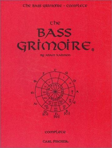 The Bass Grimoire- Complete Descarga gratuita de Ebooks rar