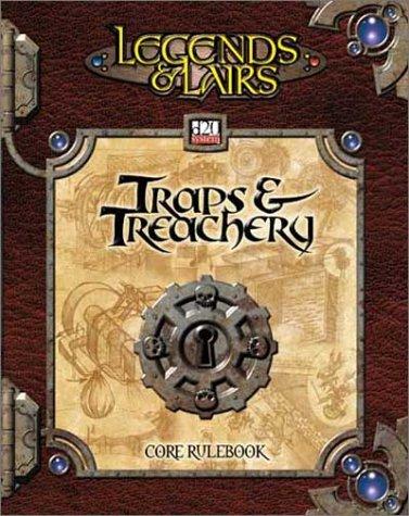 Descargar libro gratis Traps & Treachery: Core Rulebook