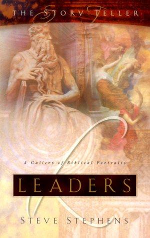 Leaders: A Gallery of Biblical Portraits PDF DJVU por Steve Stephens