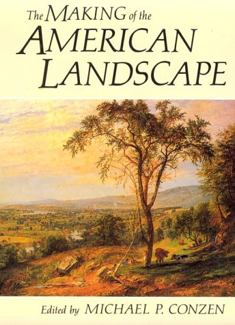 The Making Of The American Landscape 978-0415911788 DJVU EPUB por Michael P. Conzen
