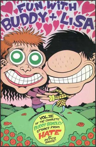 Buddy Bradley, Vol. 3 by Peter Bagge