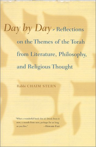 Pdf books free free download free Day By Day:  Reflections On The Themes Of The Torah From Literature, Philosophy, And Religious Thought