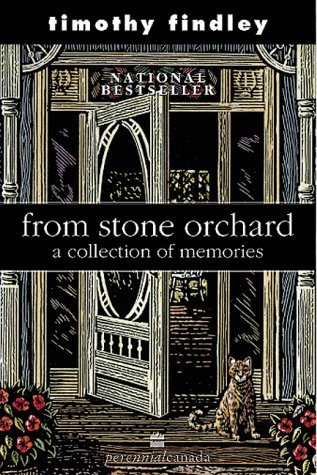 From Stone Orchard by Timothy Findley