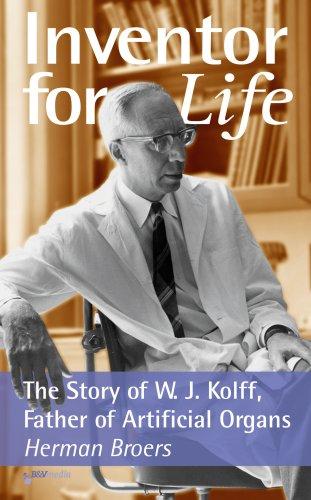Foro de descarga de libros electrónicos Kindle Inventor For Life, The Story Of W. J. Kolff, Father Of Artificial Organs