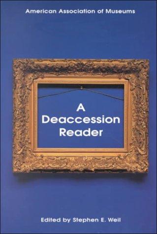 A Deaccession Reader PDF MOBI 978-0931201509