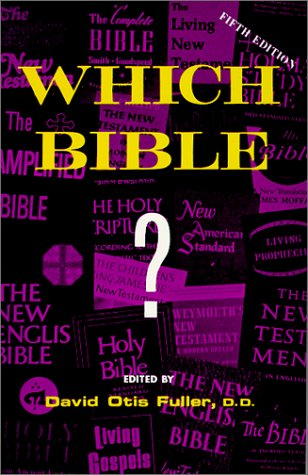 Which Bible? (5th Edition)