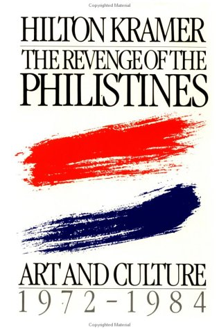 The Revenge of the Philistines: Art and Culture, 1972-1984 Libros electrónicos gratuitos sobre electrónica descargable