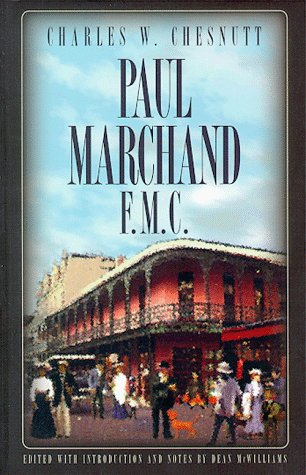 Paul Marchand, F. M. C. por Charles W. Chesnutt FB2 TORRENT 978-0691059945